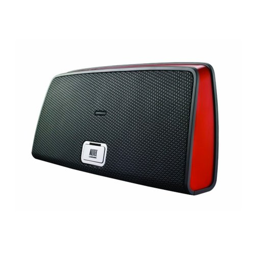 【Altec Lansing iMT630RED Portable Dock for iPhone and iPod(US Version imported by uShopMall U.S.A.)】     b005ivl0u0