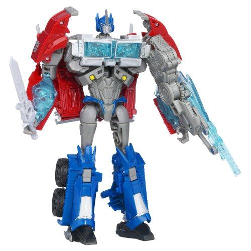 【トランスフォーマープライム Robot In Disguise オプティマスプライム】     b006cd39a2