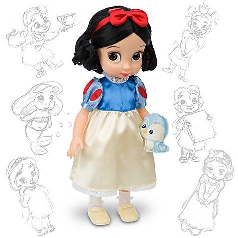 【ディズニーAnimators 'コレクションSnowホワイト人形16?in High】     b006340or6