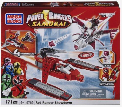 【Power Ranger Red Ranger Showdown (Red Ranger vs. Dekker)】     b005vq79hk