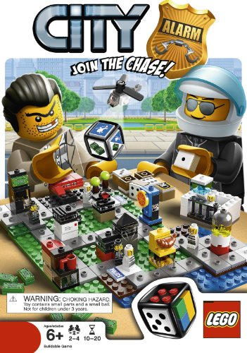【LEGO Games City Alarm 3865 by Lego Games [並行輸入品]】     b005vprcpu