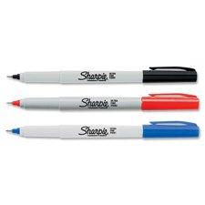 【Sharpie Ultra Fine Liner Permanent Marker Open Stock-Blue】     b007ycnr4i