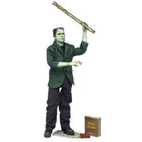 【Universal Studios Monsters 12 inch Frankenstein Meets The Wolf Man】     b008nru6h4