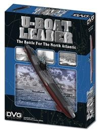 【DVG: U-Boat Leader  the Battle for the North Atlantic Board Game】