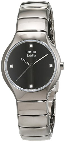 【ラドーRado True Jubile Women 's Quartz Watch r27656742】