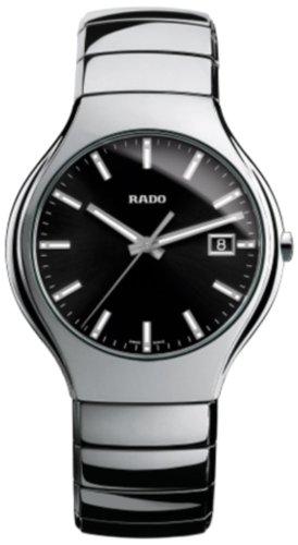 【RadoラドーTrue Men 'sクオーツ時計r27654162】     b008m4djmm