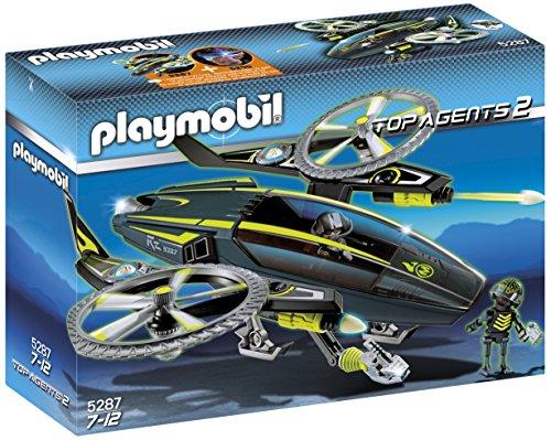【Playmobil - 5287 - Jeu de Construction - Navette d'attaque des Mega Masters】