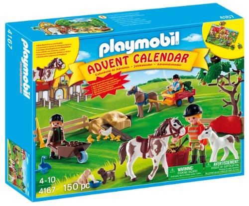 【Playmobil 4167 Advent Calendar Pony Ranch】