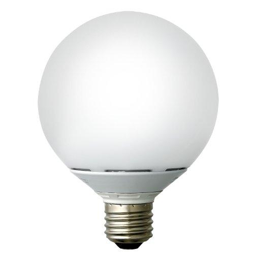 【ELPA LED電球 ミニボール球形 60W形 口金直径26mm  G95 電球色 LDG9L-G-G203】     b00aqs4pkm