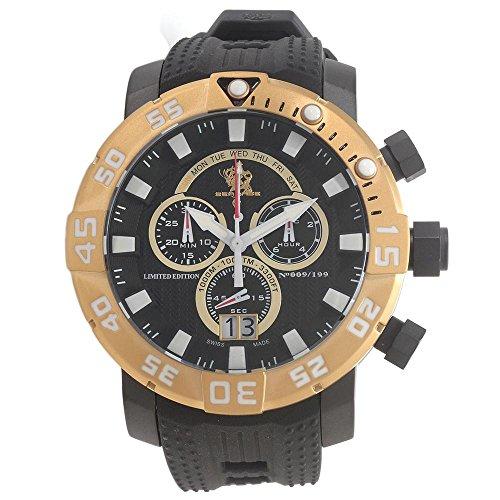 【送料無料】【Invicta 14254メンズSeaベースLimited Editionチタンクロノグラフラバー腕時計】     b00atujv9c