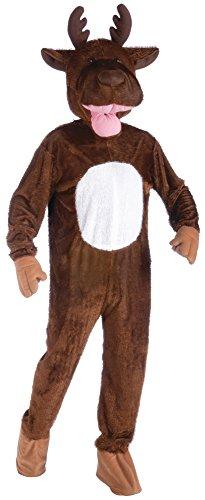 【送料無料】【Forum Novelties F69594_STD Moose Mascot Costume For Adults Standard】     b00bs01eew