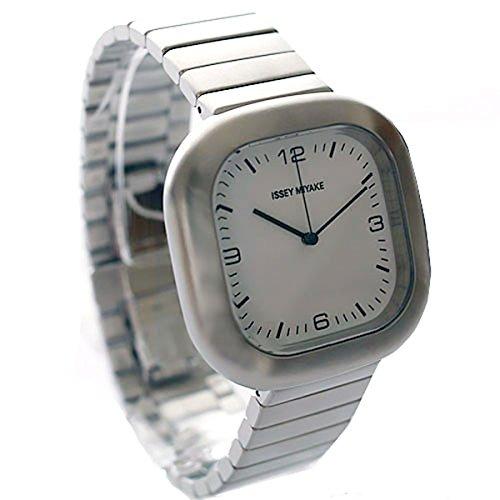【[イッセイミヤケ]ISSEY MIYAKE 腕時計 メンズ GO ゴ 深澤直人デザイン SILAX001】     b00guaaun6