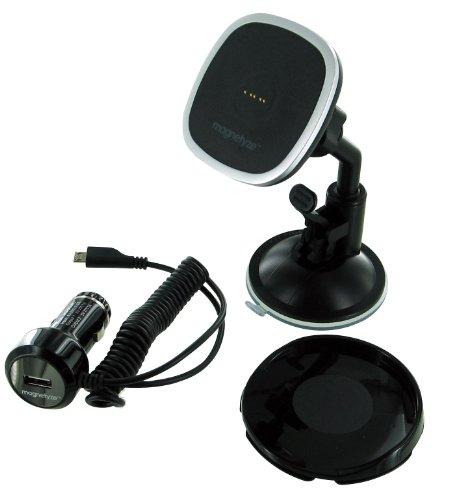 【送料無料】【Magnetyze MG-DCUBL Car Charging Stand - Retail Packaging - Black by Magnetyze】     b00elmtv0i