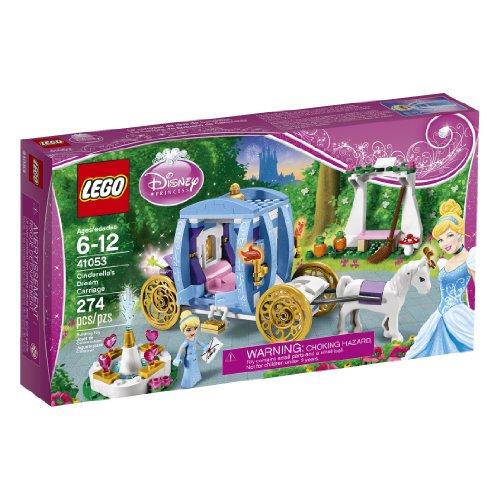 【LEGO レゴ Disney Princess ディズニープリンセス 41053 Cinderella's Dream Carriage シンデレラの夢の馬車 【並行輸入品】】     b00gsn5f0i