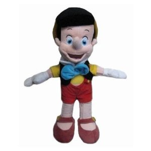 【本物のディズニーピノキオぬいぐるみぬいぐるみのおもちゃさ 30cm Pinocchio Disney】     b00kegp3se