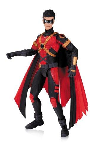 【DC New 52 Red Robin Action Figure】     b00jpiqoxk