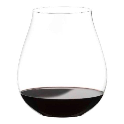 【送料無料】【Riedel The Big OクリスタルPinot Noir Stemlessワインタンブラー、4のセット】