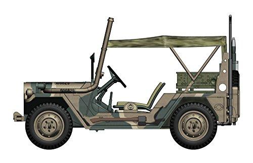 【HOBBY MASTER 1/48 M151A2 マット アメリカ海兵隊】     b00m2i48x8