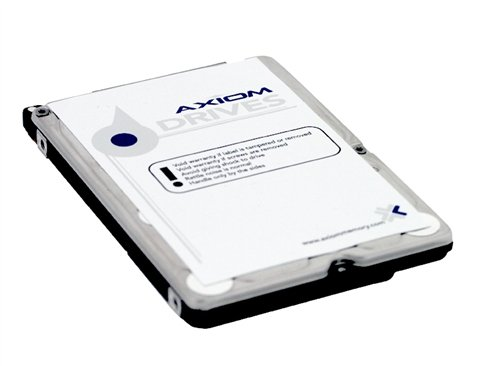 【Axiom Enterprise Bare Drive - Hard drive - 500 GB - internal - 2.5  - SATA 6Gb/s - 7200 rpm - buffer: 64 MB】     b00muinex0