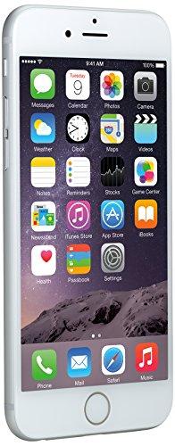 【送料無料】【Apple iPhone 6 Silver 64GB (AT amp;T)(US Version  Imported)】