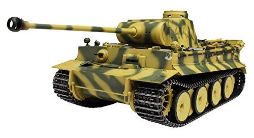 【プラッツ 1/35 第二次世界大戦 ドイツ軍 ティーガーI H2型 プラモデル CH6683】