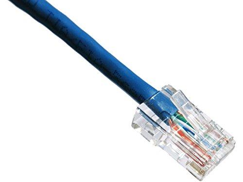 【送料無料】【Axiom - Patch cable - RJ-45 (M) to RJ-45 (M) - 25 ft - UTP - CAT 5e - stranded - blue】     b00lhwt452