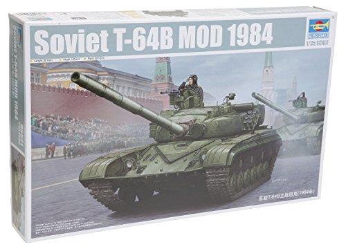 【トランペッター 1/35 ソビエト軍 T-64B 主力戦車 Mod.1984】     b00n770zz8