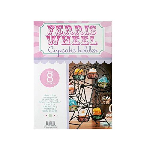 【送料無料】【Kole Imports OD502 Ferris Wheel Cupcake Holder by Handy Helpers】     b00nd2c2ui