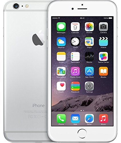 【送料無料】【Apple iPhone 6 Plus A1522 16GB Silver - Verizon Wireless(US Version  Imported)】