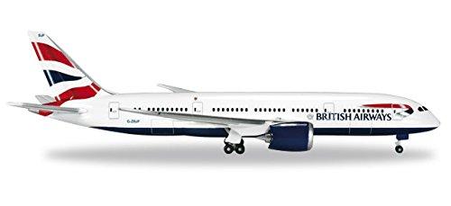 【送料無料】【ヘルパ 1/500 ボーイング 787-8 ブリティッシュエアウェイズ】     b00uyw6az8