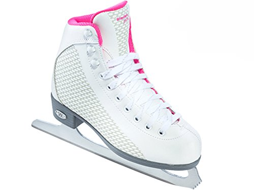 【Riedell (ライデル)Sparkle 初心者用 フィギュア スケート 靴 (約21センチ 表示2)】     b00penuohw