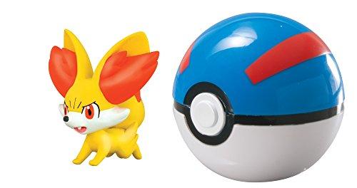 【送料無料】【Pok?mon Clip   Carry Pok? Ball Fennekin + Great Ball (Discontinued by manufacturer)】     b00tv3zx4a
