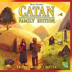 【送料無料】【Catan: Family Edition Board Game】     b00sxotony