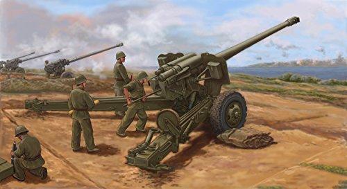 【トランペッター 1/35 中国軍 59式 130mmカノン砲】     b00v9eug78