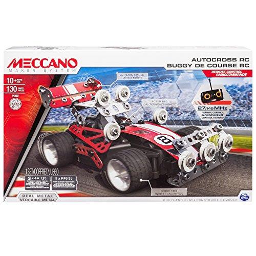 【Meccano - Autocross Remote Controlled Car】     b00ty40h7e