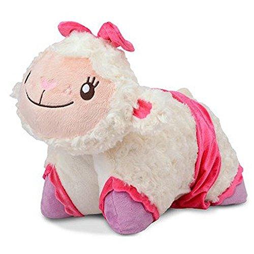 【送料無料】【Pillow Pets Disney Doc McStuffins Lambie 18?  Pillow Pet】     b00uo0qfpu