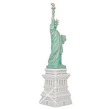 【(エリス島財団)125周年記念 自由の女神像 彫像 彫刻 高さ約37cm/ 125th Anniversary Statue of Liberty (Liberty/Ellis Island Foundation)  14.5 Inches Tall[並行輸入品】     b00z7fz9tk