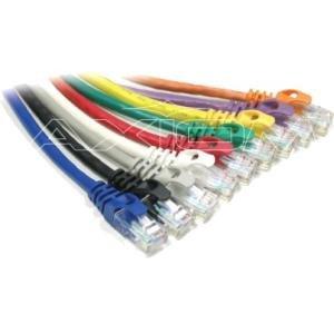 【送料無料】【Axiom - Patch cable - RJ-45 (M) to RJ-45 (M) - 2 ft - UTP - CAT 6 - molded  stranded  snagless  booted - red】     b00y9wiffw