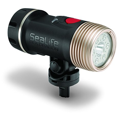 【送料無料】【Sea Dragon 2100 Spot/Flood Photo/Video/Dive Light Head Only by SeaLife】     b00wlf12q8
