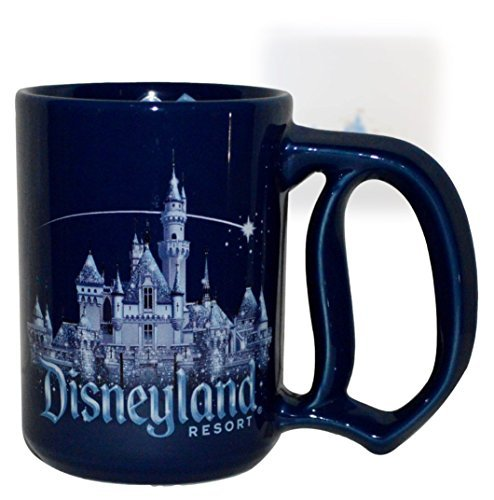 【Disneyland 60th Anniversary Diamond Celebration Castle Mug by Disney】     b00yb38oj6