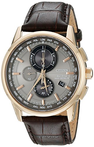 【送料無料】【Citizen Men's World Chronograph AT8113-04H】     b00ywk13dw