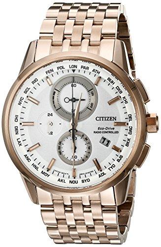 【Citizen World Chronograph A-T AT8113-55A】     b00zk5twmm