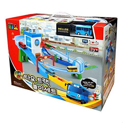 【送料無料】【Tayo Track Playset 33.27x22.24x11.42inches】     b0144vsys0