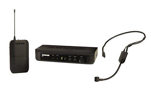【送料無料】【Shure BLX14/P31-H9 Wireless System with PGA31 Headset Microphone  H9 by Shure】     b016apl73w