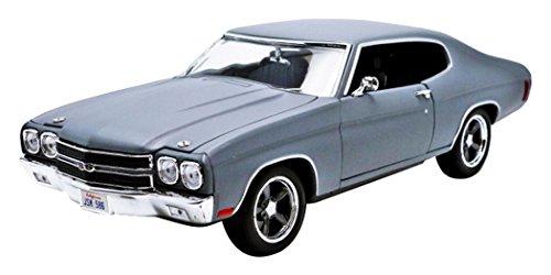 【1/18scale グリーンライト GREENLIGHT Fast   Furious Dom's 1970 Chevrolet Chevelle SS ワイルドスピード シボレー シェベル】     b0172w9lp8