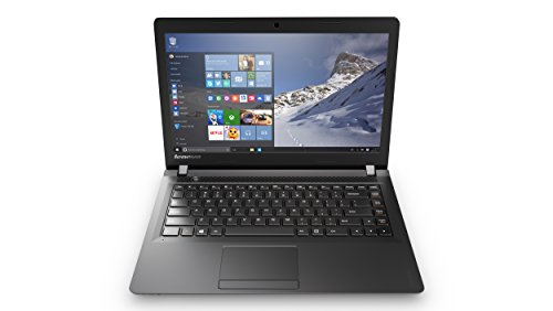 【送料無料】【Lenovo Ideapad 100 14-Inch Laptop (Pentium  4 GB RAM  500 GB  Windows 10) 80MH007YUS(US Version  Imported)】     b014x4uvm0