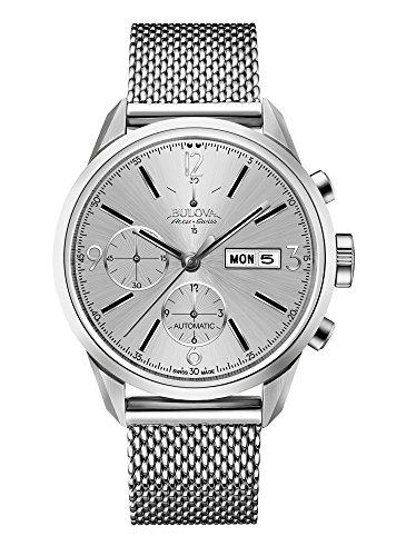 【[ブローバ Accu-Swiss]Bulova Accu-Swiss 腕時計 63C116 メンズ [並行輸入品]】     b019a73uim