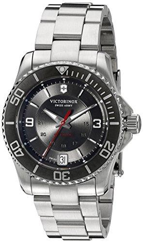 【Victorinoxレディース' Maverick ' SwissステンレススチールAutomatic Watch ( Model : 241708?)】     b018gdmf3c
