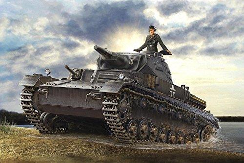 【1/35 ファイティングヴィークル ドイツ IV号戦車D型/潜水戦車 プラモデル】     b014t3h6uk