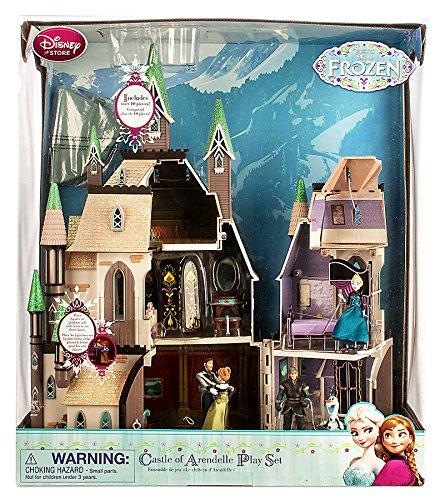 【送料無料】【[ディズニー]Disney 2015 Frozen Castle of Arendelle Play Set New in Box [並行輸入品]】     b016xkbz40